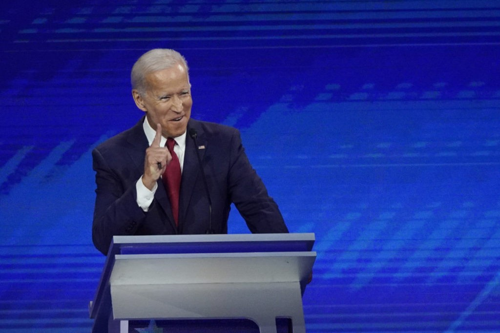 Joe Biden Claims to Be Vice President During Tough Immigration Question