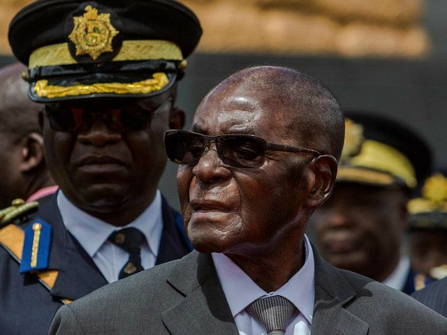 With Friends Like These: The Tyrants Who Praised Robert Mugabe
