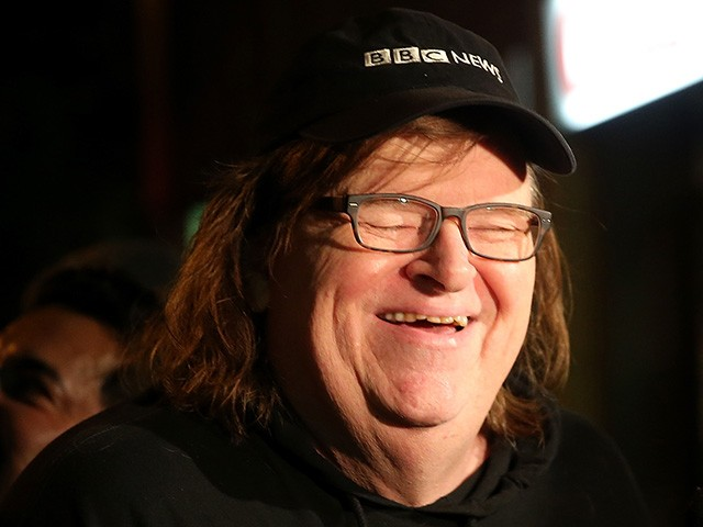 Syracuse Class Makes Michael Moore's 'Stupid White Men' Required Reading
