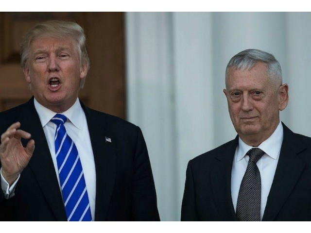 CNN's Amanpour to Mattis: Why Didn't You Resign Over Trump's Rhetoric?