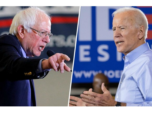 Sanders Hits Biden: Defeating Trump Is 'Not Enough'