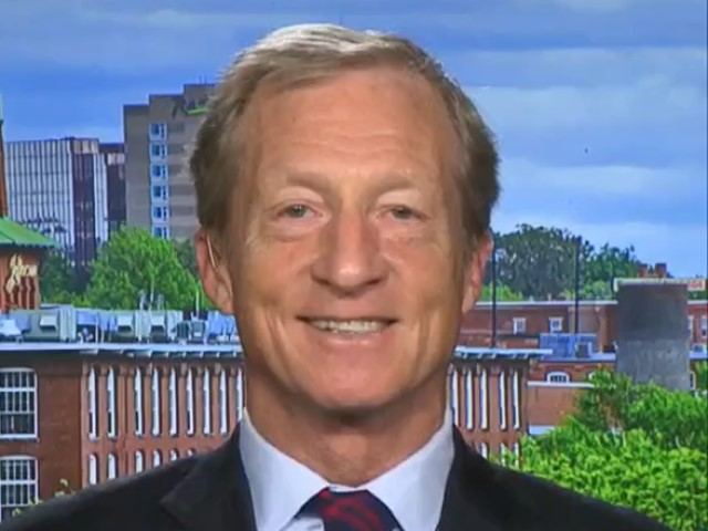 Steyer: I Would 'Declare Climate Change a National Emergency on Day One'