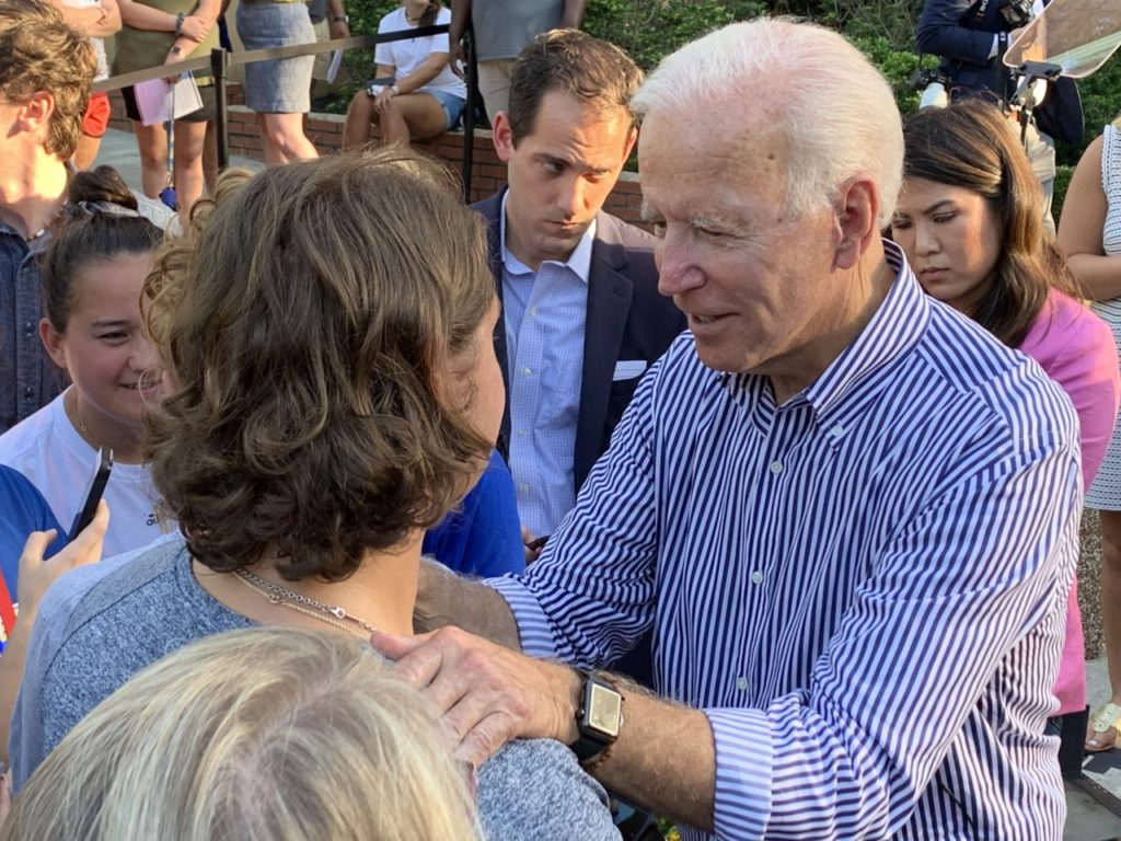 Pollak: Joe Biden Is the Most Left-wing Frontrunner in American History