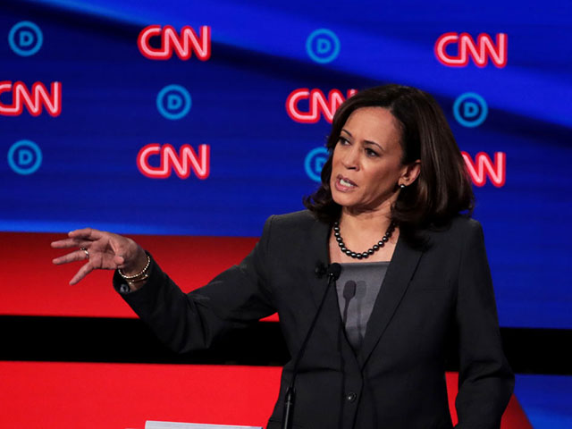 Kamala Harris Supports Forced Buyback of AR-15s