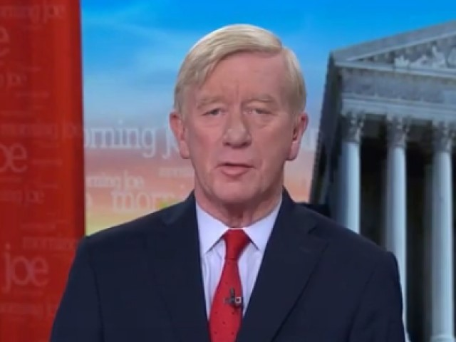 Bill Weld on Trump, Ukraine: 'That Is Treason' -- 'The Penalty for Treason Under the U.S. Code Is Death'