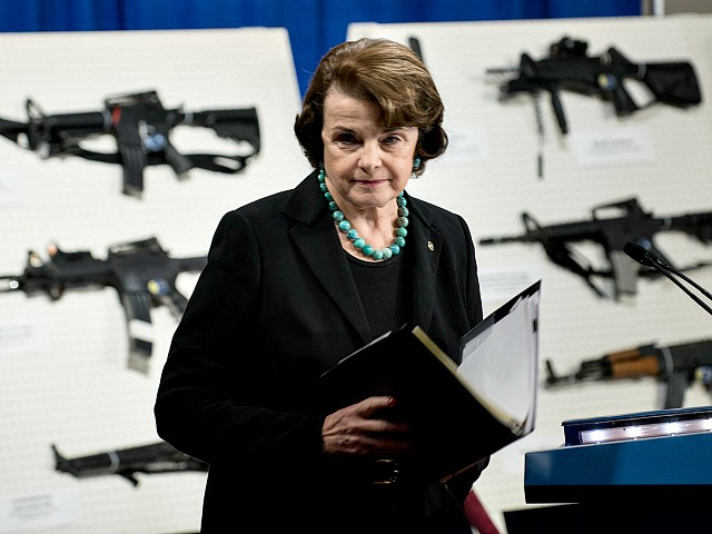 Senate 'Assault Weapons' Ban Outlaws 205 Guns