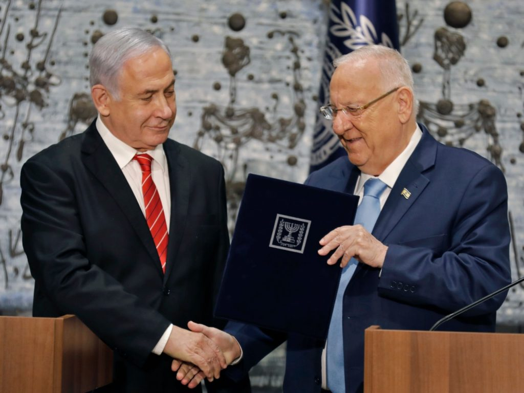 Benjamin Netanyahu Given the Nod to Form New Israeli Government