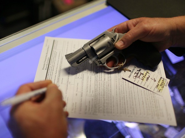 White House, DOJ Gun Control Proposal Includes Universal Background Checks