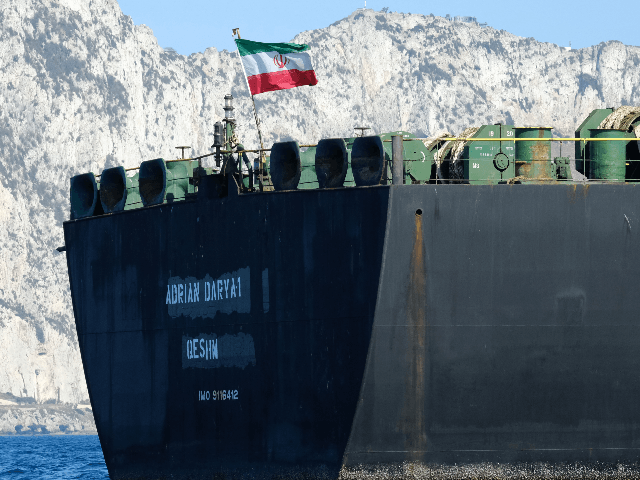 U.S. Hits Iranian Shipping Network with Fresh Sanctions