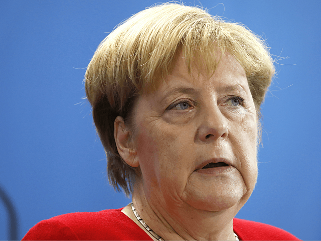 Merkel Fears Brexit Britain Becoming 'Economic Competitor' on EU's Doorstep