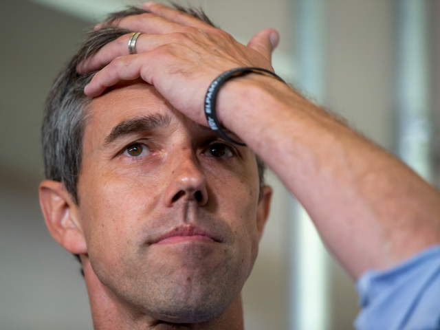 'Beto' O'Rourke 'Done in Texas,' Says Lt. Governor Dan Patrick