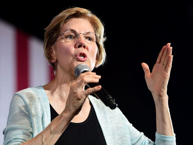 Warren: I Have Concerns About the Whistleblower's Safety