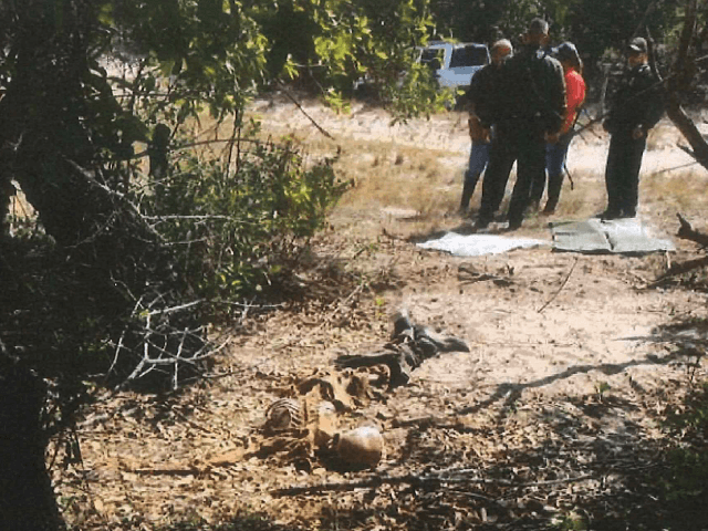 GRAPHIC: Remains of Migrant Found on Texas Ranch 80 Miles from Border
