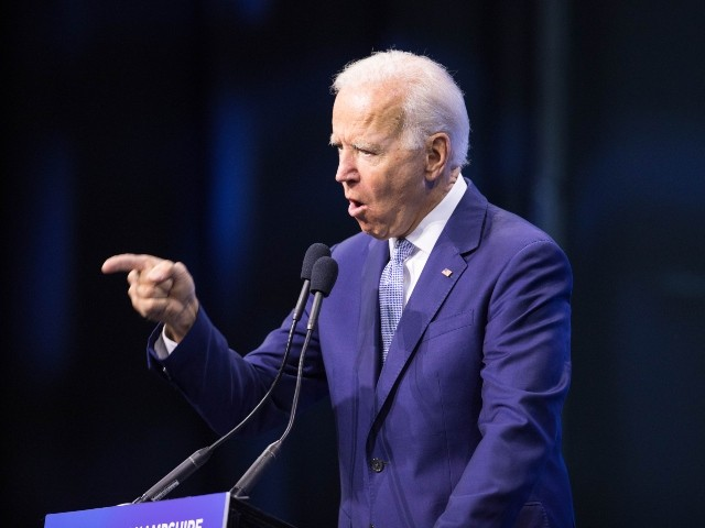 Joe Biden: Mitch McConnell, Republicans Must 'Stand up to the NRA'