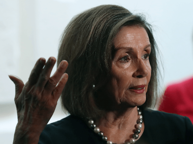 Nancy Pelosi Swells 'Gun Violence' Deaths by 66 Percent