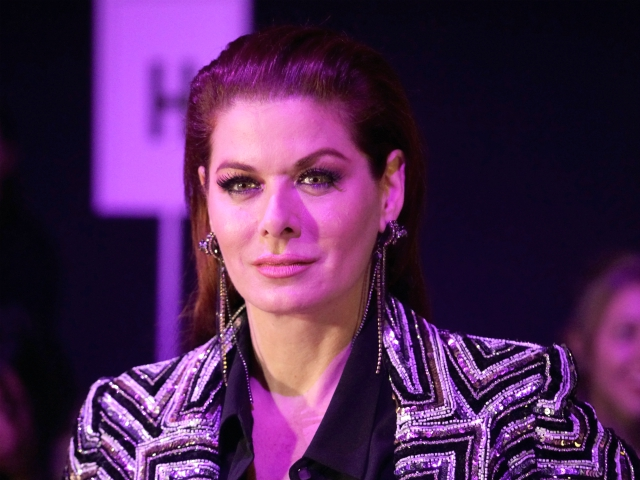 Debra Messing Calls for Media to Out Trump Hollywood Fundraiser Attendees