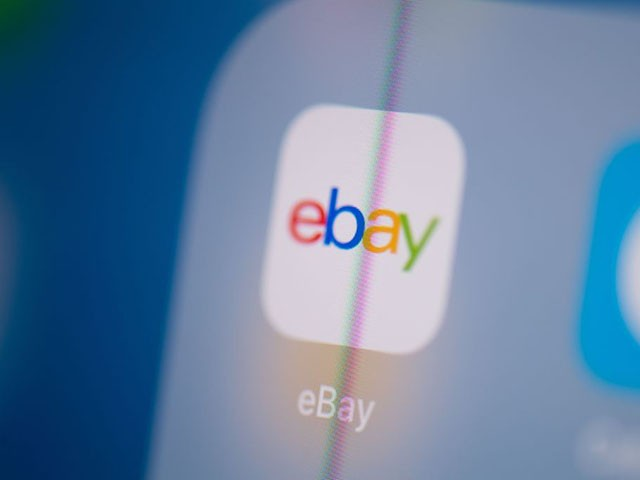 EBay Email Account Hacked with Logo of Naked Woman