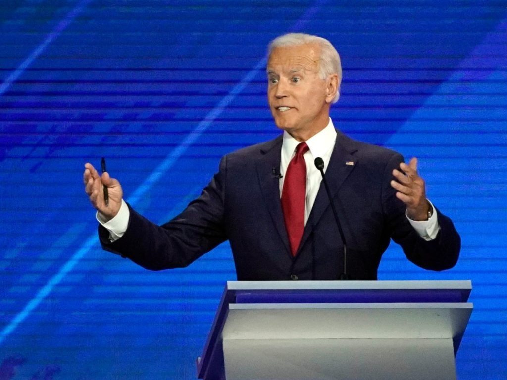 Watch: Joe Biden Delivers Confusing, Jumbled Response About Reparations
