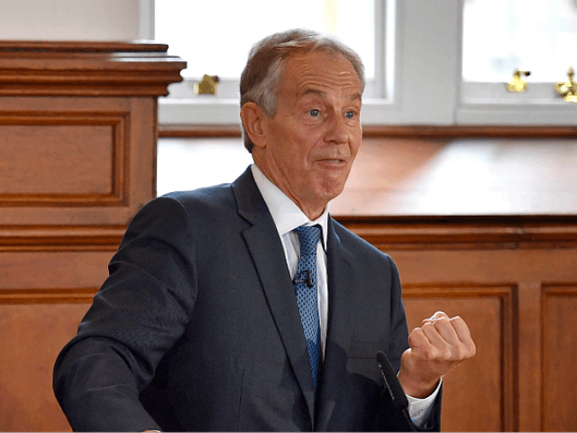 Blair on Boris Top Advisor Cummings: 'Quasi-Anarchist Who Wants to Blow The System up'