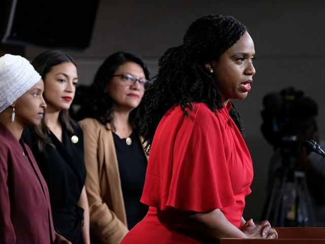 Democrat Ayanna Pressley: 'The Squad Is Not an Insurgent Cohort of a Gang'