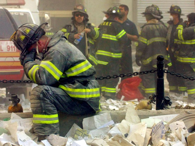 More than a Dozen Children of Fallen 9/11 Firefighters Join the FDNY