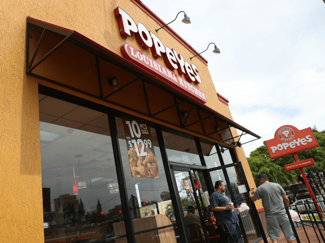 Police: Man Pulls Gun on Houston Popeyes Employees over Chicken Sandwiches