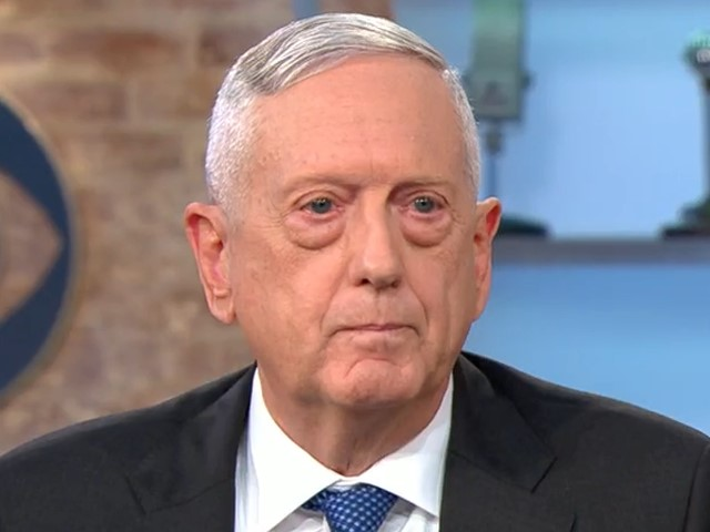 Mattis: 'It Was Completely My Decision to Leave'
