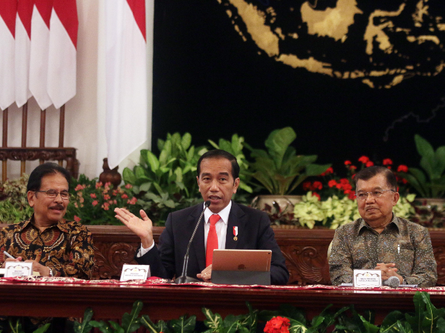 Indonesia to Move Capital from Jakarta amid Fears of Overcrowding