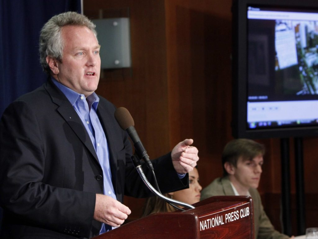 James O'Keefe Remembers Andrew Breitbart on 10th Anniversary of ACORN Sting
