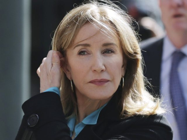 Felicity Huffman Sentenced to 14 Days in Jail for College Bribery Scam