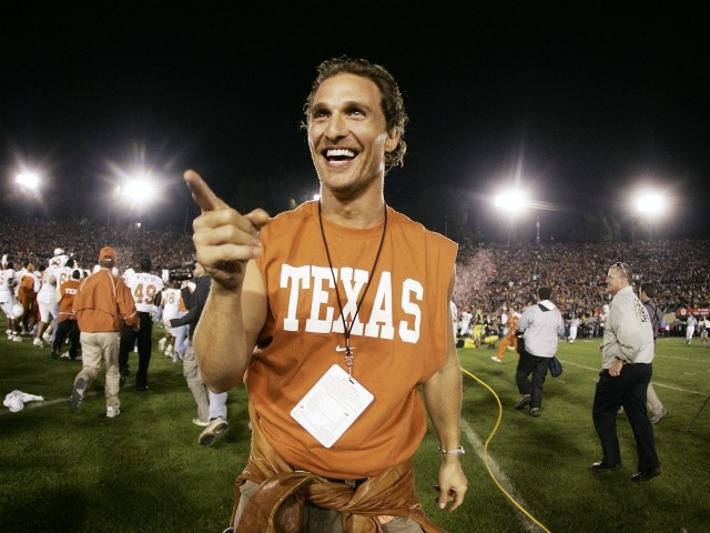 Matthew McConaughey Will Make $6,000 as University of Texas Film Professor