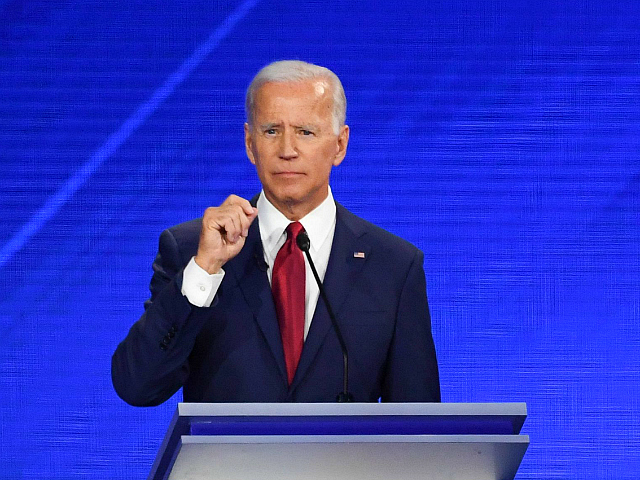 Joe Biden Wants to Buy Back Guns to 'Get Them Out of the Basements'