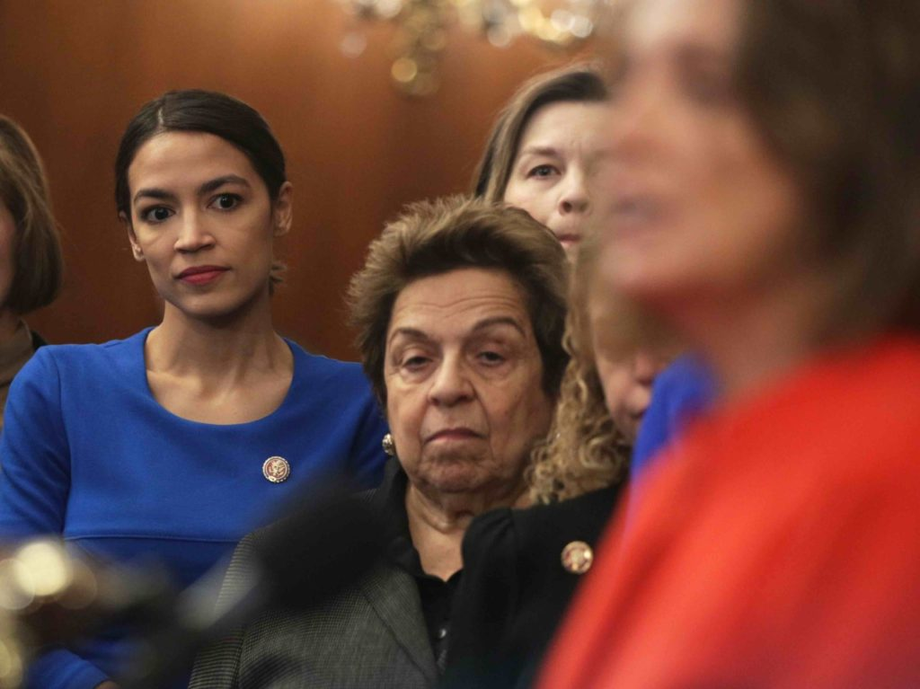 Pollak: Impeachment Marks Triumph of AOC & 'The Squad' over Nancy Pelosi