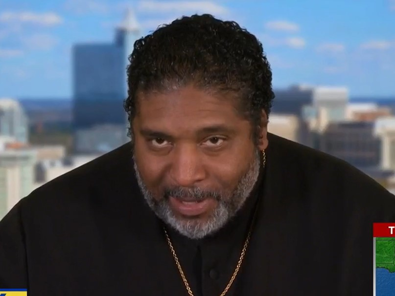 Rev. William Barber: 'Jesus Is a Socialist'