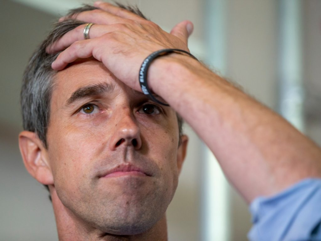 Beto O'Rourke: AR-15 Salesman of the Month, Perhaps the Year