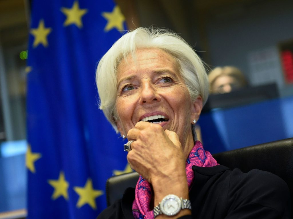 EU Parliament Rubber Stamps Arch-Globalist Lagarde as New Head of Central Bank