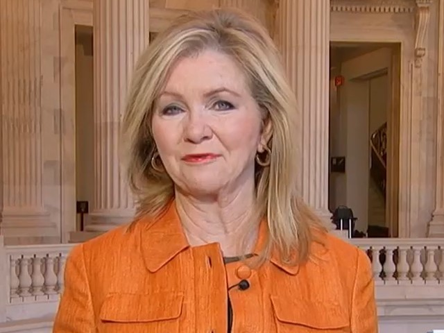 GOP Sen. Blackburn on Big Tech: We Need to Ensure 'Basic Privacy Standard, a Basic Data Security Standard'