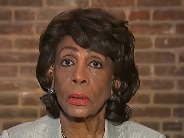 Maxine Waters: 'Still a Lot More to Come' on Trump Colluding with Russia