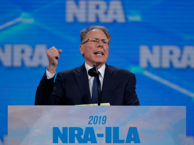 NRA Sues San Francisco Following 'Domestic Terrorist' Declaration