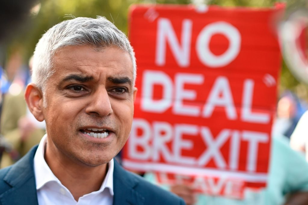 Watch: Sadiq Khan Slammed the Lack of Elections... Just Hours Before Corbyn Blocked an Election