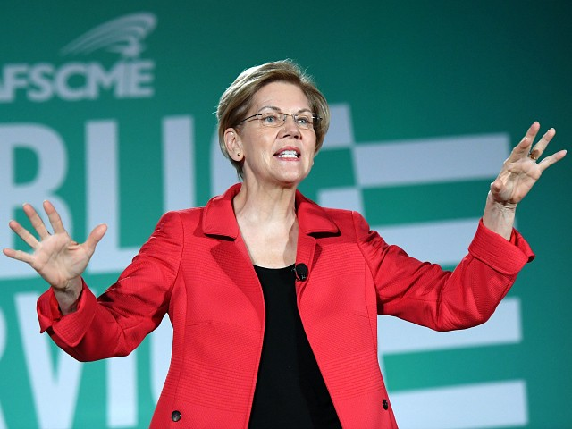 Warren: We Won't Build Nuclear Plants, and We'll Replace Nuclear with Renewables