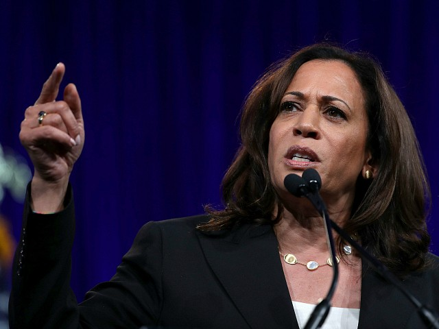 Kamala Harris Supports Changing Food Pyramid to Tackle Climate Change
