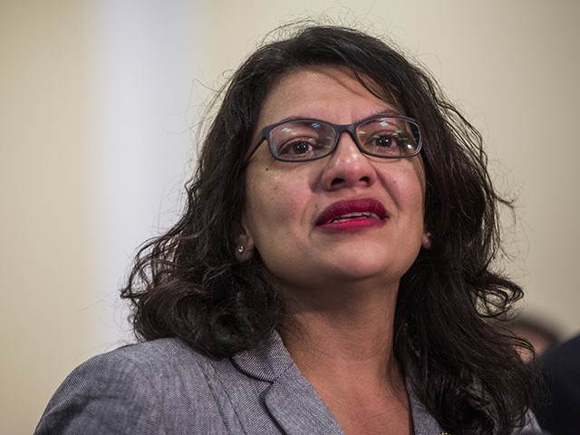 Rashida Tlaib's Grandmother: I Wouldn't Visit U.S. Even if My Dead Husband Asked