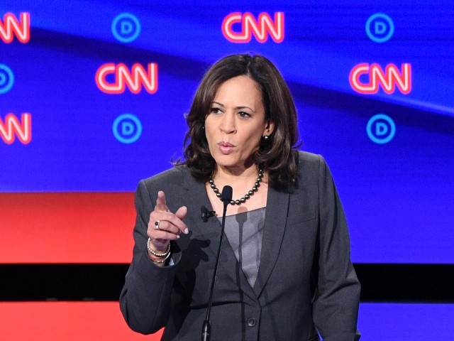 Kamala Harris: 'There's No Question I'm in Favor of Banning Fracking'