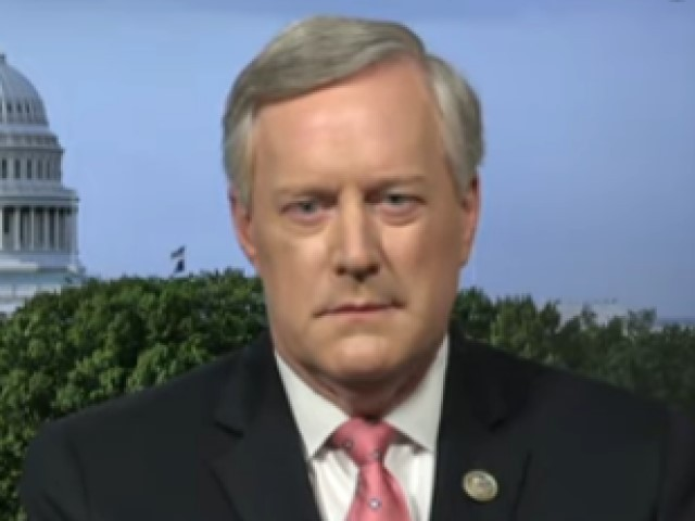 GOP Rep. Meadows on Ukraine: 'Everything to Do with a Political Impeachment by the Democrats'