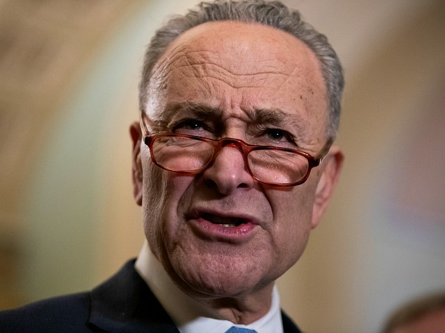 Schumer: Transcript of Trump-Ukraine Call 'Will Not Assuage Our Concerns'