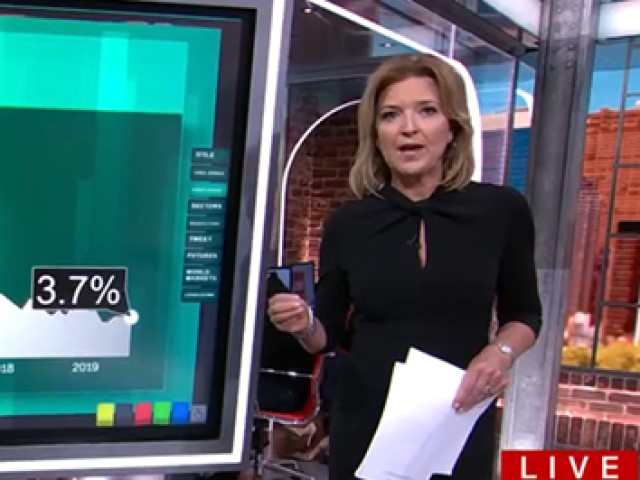 CNN's Romans: Participation Rate in Jobs Report an 'Important Sign of Success'