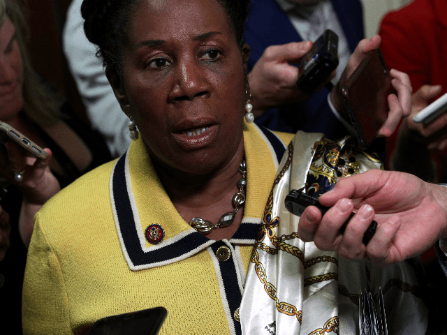 WATCH: Sheila Jackson Lee: AR-15 Rifles Shoot '.50 Caliber' Bullets