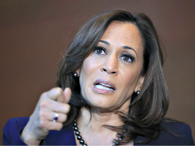 Kamala Harris: NY Bar Should Investigate Giuliani, 'Probably Disbar Him'