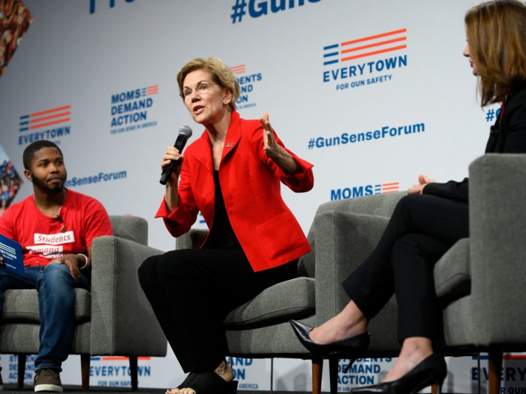 Watch: Democrats Push Solutions to Gun Violence Without Naming One Solution